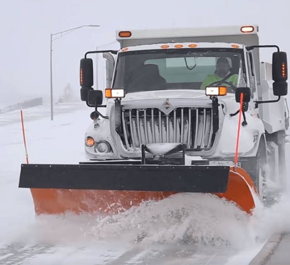 snow plow web