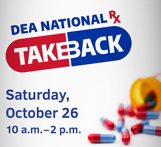 drug take back 2019