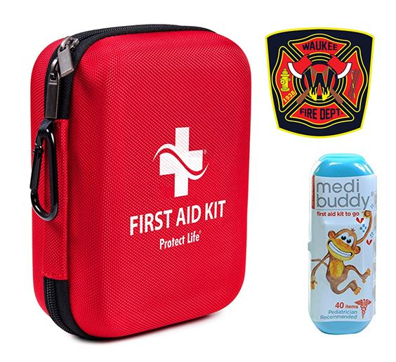 first aid web