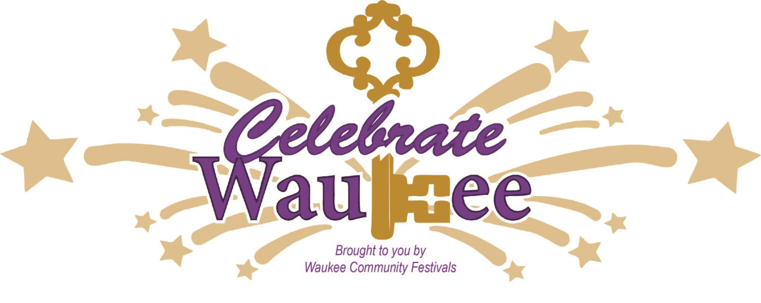 new celebrate waukee logo