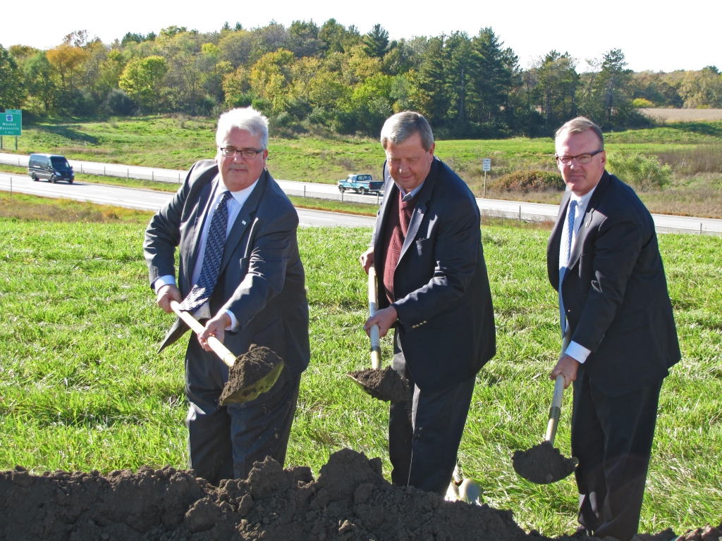 INTERCHANGE Groundbreaking_ Latham Gaer