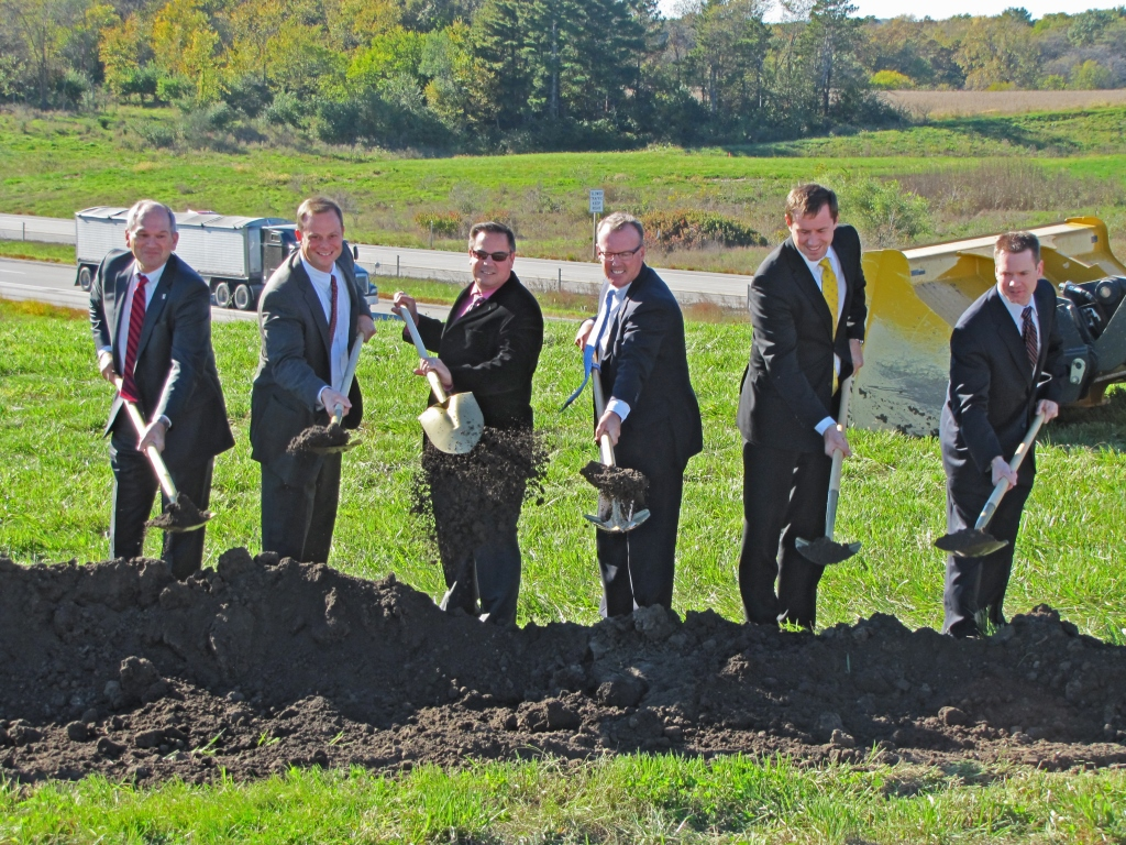 INTERCHANGE Groundbreaking_